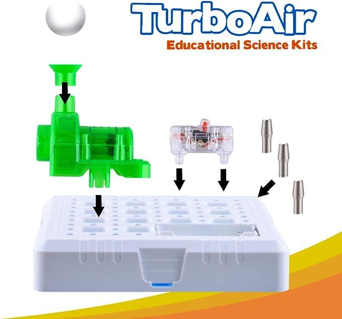 Juguetes para niños de 5-8 años, experimentos científicos para ...