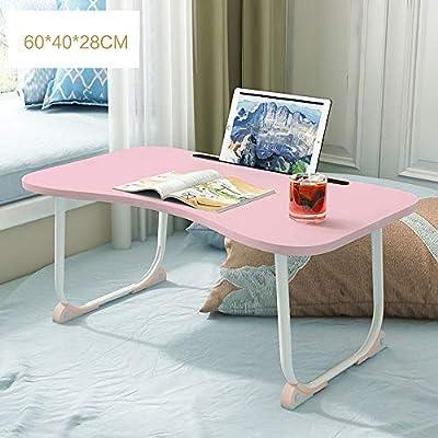 Escritorio para Laptop Simple Moderna portátil Plegable Mesa de ...