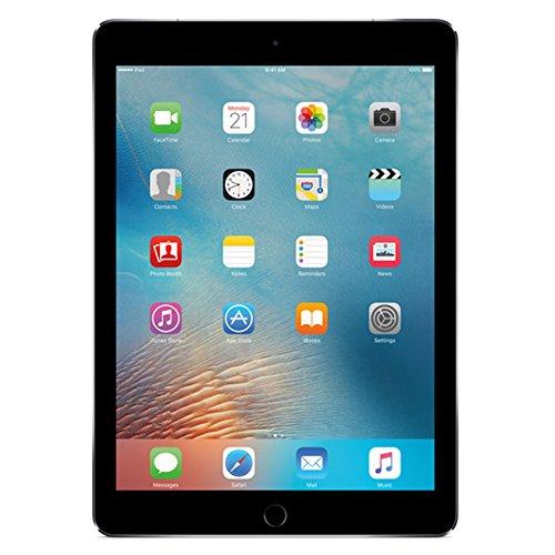 Apple iPad with WiFi, 32GB, Space Gray (2017 Model)