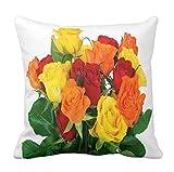 Abbott20Lee Roses Bouquet Pillowcase-16X16 In