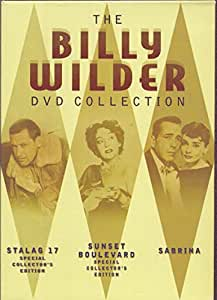 The Billy Wilder DVD Collection (Stalag 17 Special Collector's Edition / Sunset Boulevard / Sabrina 1954)