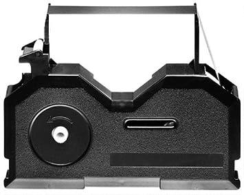C-Film schwarz f/ür Modell Olivetti Praxis 20 Kores G176CFS Farbband