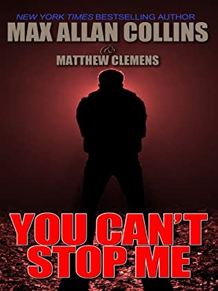 book cover of You Can\'t Stop Me