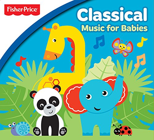 Classical Music For Babies Kids Music CD