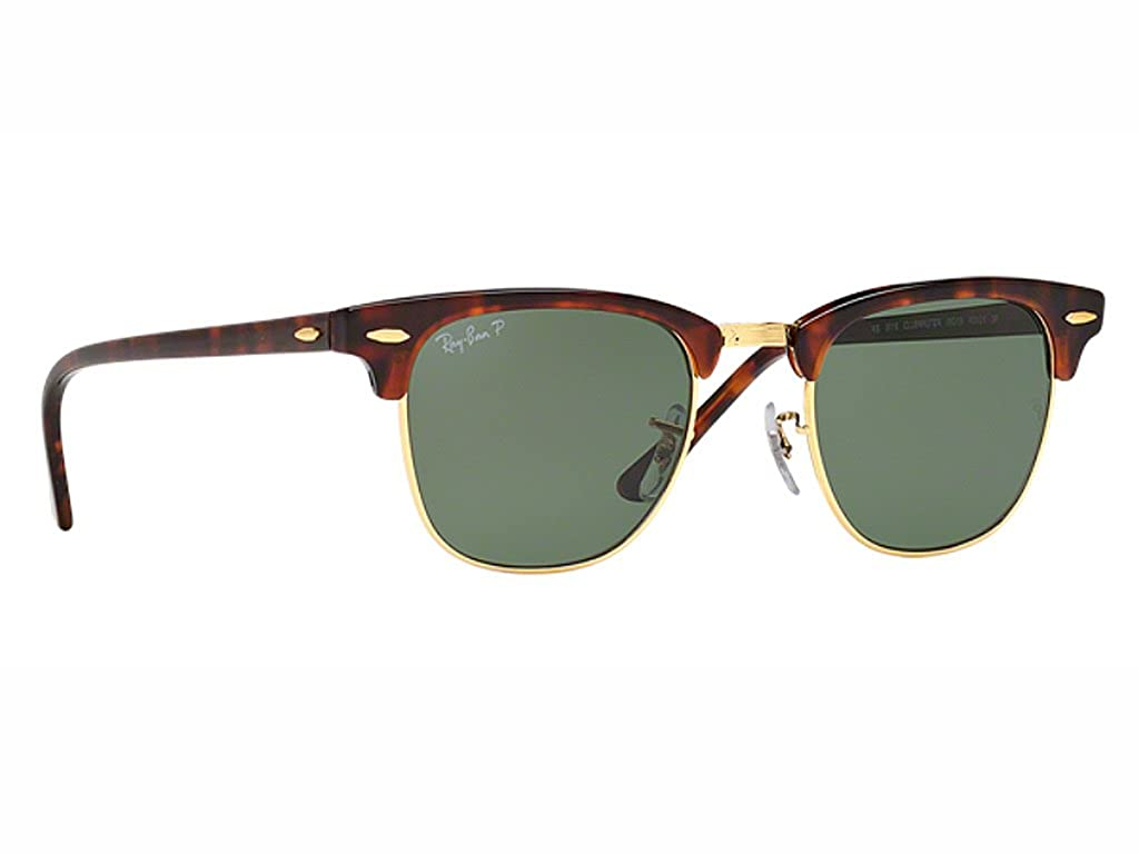 2282541d841f Ray-Ban Men's 0rb3016 Polarized Square Sunglasses: Amazon.ca: Clothing &  Accessories