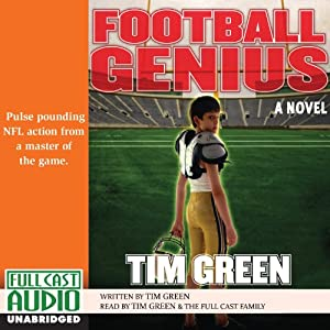 Football Genius Audiobook