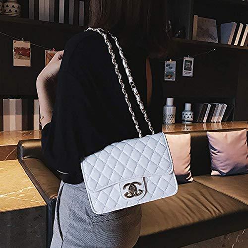 Sacs Grande Mode En Cuir Pour La Capacité Bandoulière Haute Mini De À Qualité Matériel Femme White Tendance rqxRBr4w
