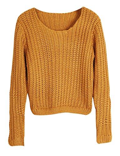 Aphratti Womens Caddice Pullover Sweater