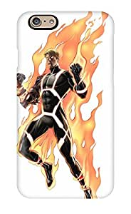 samuel schaefer's Shop Durable Defender Case For Iphone 6 Tpu Cover(human Torch)