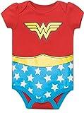 Warner Bros. Justice League Baby Girls' 5 Pack