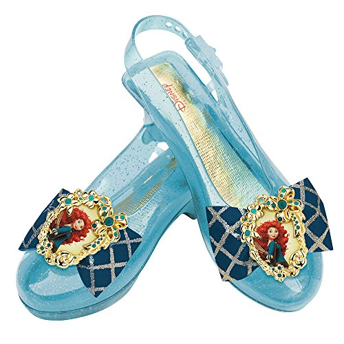 Disney Princess Brave Merida Sparkle Shoes - Merida Costume Kids