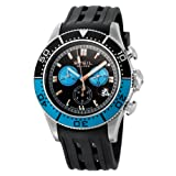 Breil Milano Men's BW0405 Manta Analog Black Dial Watch