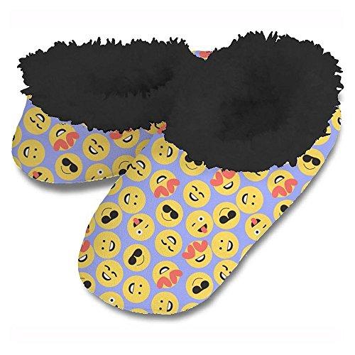 6de732c54d0 Snoozies Womens Comfy Soft and Hip Sherpa Fleece Slipper Socks ...