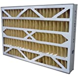 """US Home Filter SC60-16X25X3 MERV 11 Air Bear Replacement (Pack of 3), 16"""" x 25"""" x 3"""""""