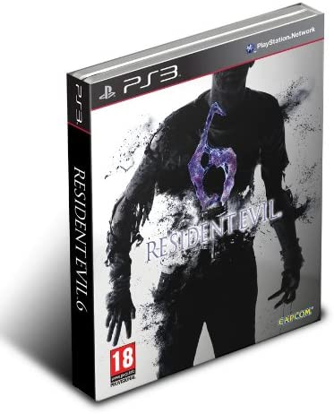 Resident Evil 6 - Edición Steel Tin: Amazon.es: Videojuegos