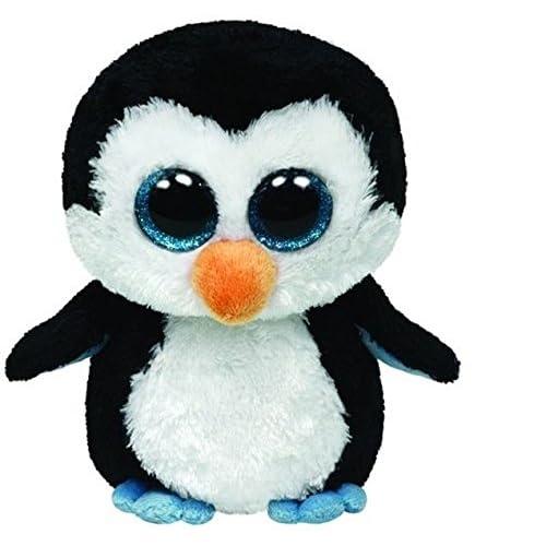 Ty TY36505 - Beanie Boo's - Porte-clés Waddles Pingouin