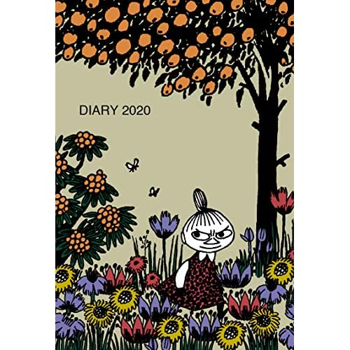 MOOMIN DIARY 2020 LITTLE MY 画像