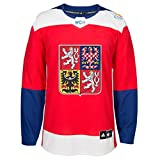 Engineered to duplicate official NHL on-ice team jerseys, this awesome Premier NHL Jersey from Reebok is a must for the true fan. Features sewn on tackle twill team logo on chest, team logo shoulder crests, NHL shield at neck, under arm inser...