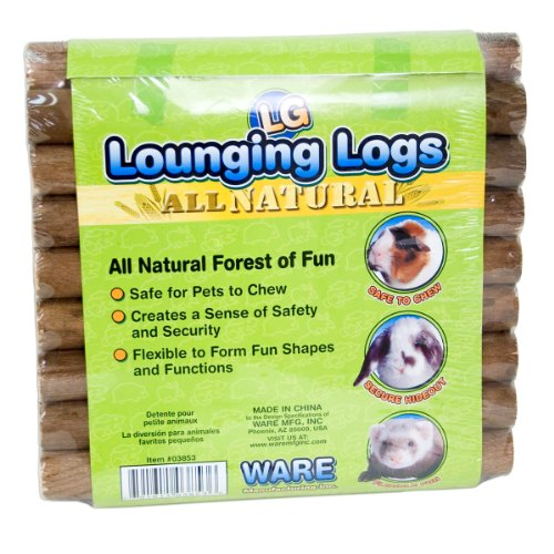 ware lounging logs - 1