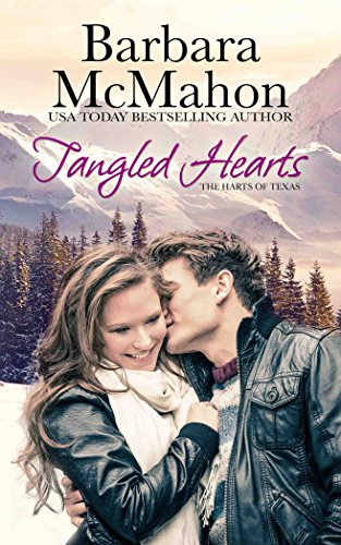 They lost each other once. Will they give each other another chance when their paths cross again or will their past prevent them from finding true love and happiness? Tangled Hearts (The Harts of Texas Book 2) by USA Today Best-selling Author Barbara McMahon