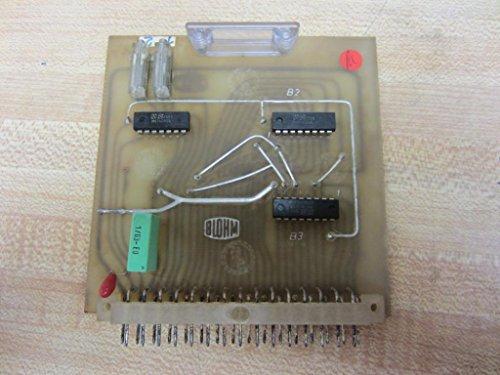 Blohm 12 Circuit Board 0AS