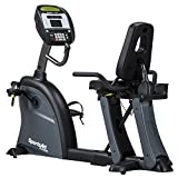 SportsArt Fitness C535R Foundation Series Recumbent Cycle - Self Powered - Residential and Light Commercial Recumbent Exercise Bike Ironcompany.com