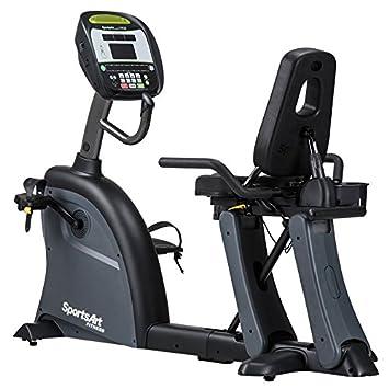 sportsart Fitness c535r Fundación serie reclinado ciclo - Self ...
