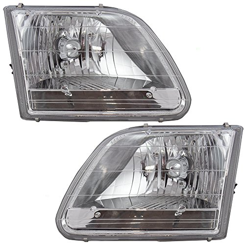 04 ford f150 heritage headlights - 1