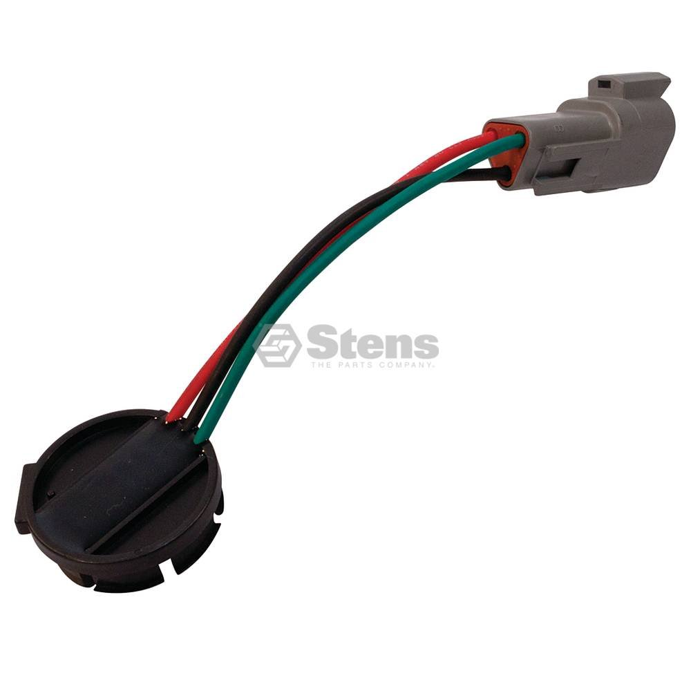 Stens 435-621 Speed Sensor, Replaces Club Car: 102265601, Fits Club Car: Precedent, Electric, 2004 and Newer; Snap In Style Only, for GE Motor
