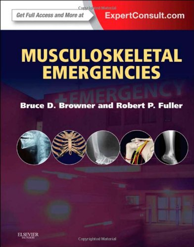 Musculoskeletal Emergencies, 1e by Brand: Saunders