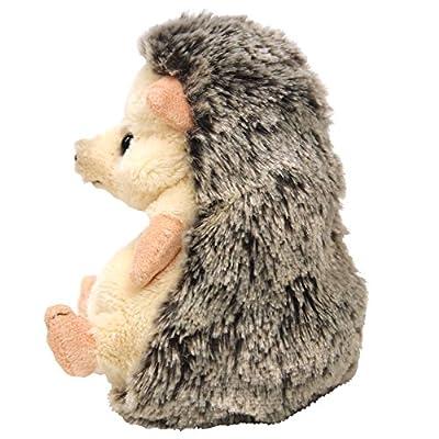 Fluffy's stuffed S Hedgehog: Toys & Games