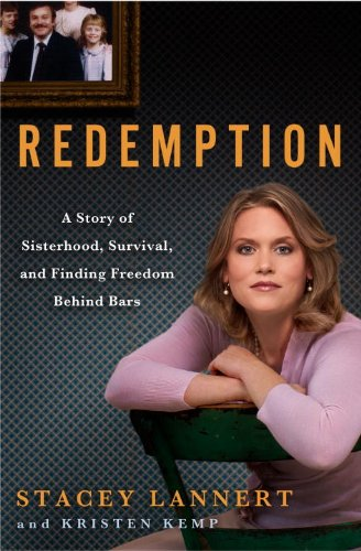 Redemption: A Story of Sisterhood, Survival, and Finding Freedom Behind Bars cover