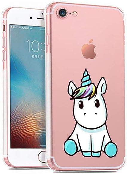 Cute Unicorn Case sFor Coverage iPhone