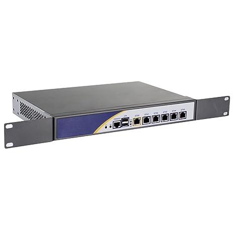 HUNSN Firewall, Mikrotik, Pfsense, VPN, Network Security Appliance,Router PC,