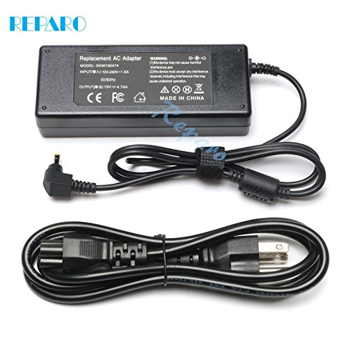 Reparo AC Adapter Laptop Charger for Toshiba Satellite C655