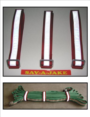 sav-a-jake-firefighter-gear-tools-fire-hose-straps-high-rise-red-w-3m-silver-reflective