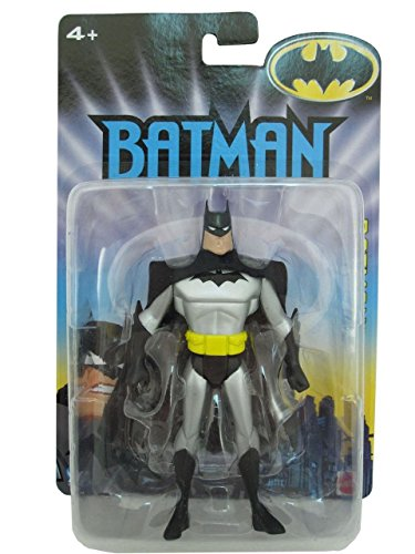 Batman Animated Silver Batman Action Figure
