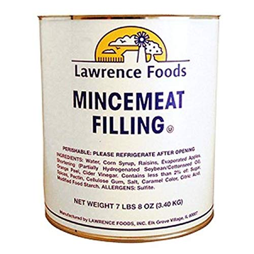 Mincemeat Filling, no. 10 can -- 6 per case