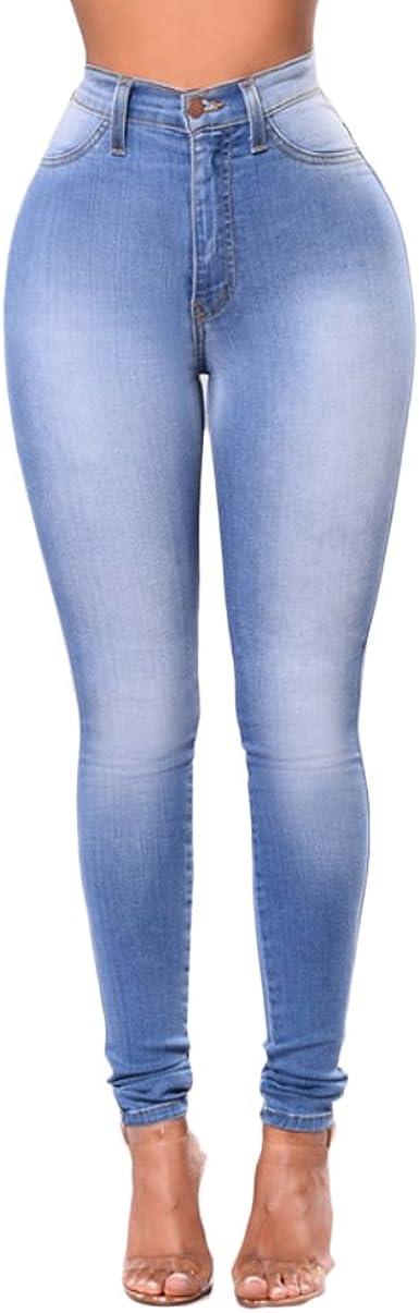 Zhuhaitf Womens Embroidery Jeans Comfortable Waist Denim Shorts Pants Plus Summer