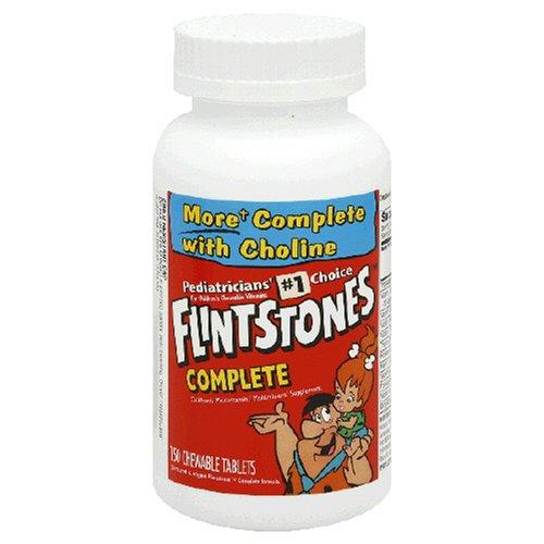 Flintstones Complete Children s Chewable Vitamins, 150 ct