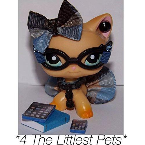 littlest-pet-shop-clothes-accessories-custom-8pcnerd-lotcat-dog-not-included