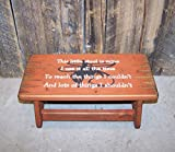 Kids stool, personalized step stool for kids, Step stool for children, wood stool for kids, kids step stool, girls step stool, boys step stool, bathroom stool for kids