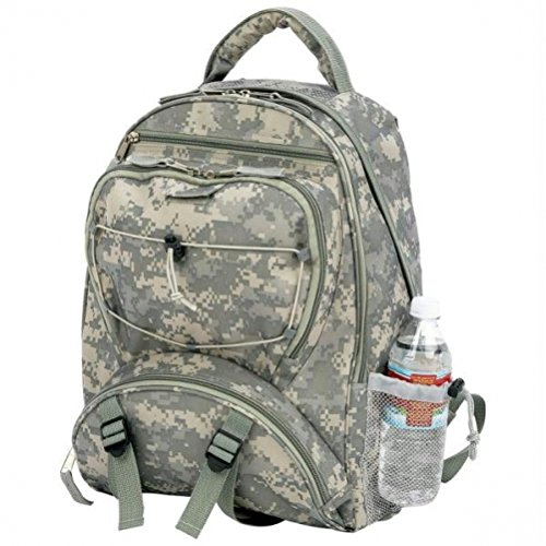 ExtremePak Water-Repellent Backpack (Digital Camo) by B&F