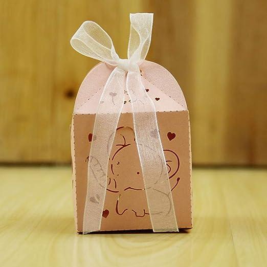 PENCIL2 Caja de Caramelos 10 Piezas Boda Hueco Fuera ...