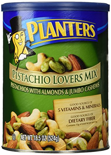 Planters Pistachio Lovers Mix, 18.5oz