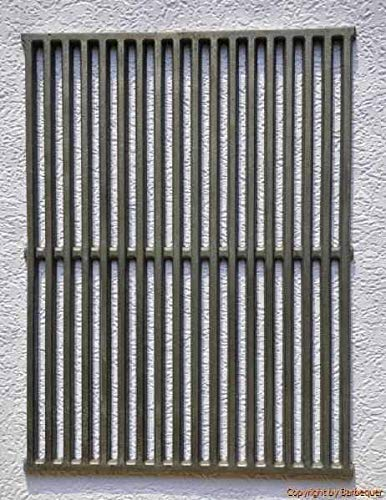 (Craycort Preseasoned Cast Iron Cooking Grates for Spirit 310/320 and Genesis B/C Gas Grills (Set of)
