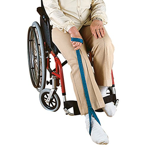 Maddak Leg Lift Mobility and Transfer Aid, Blue (704170000)
