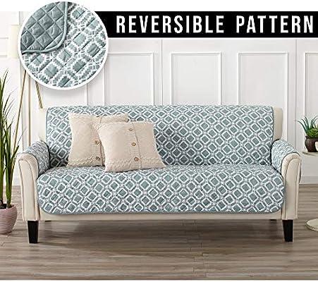 Modern Printed Reversible Stain Resistant Furniture