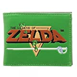 Bioworld Nintendo Zelda Green Wallet - ST Review and Comparison