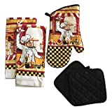 Kitchen Linen Set (Includes: o